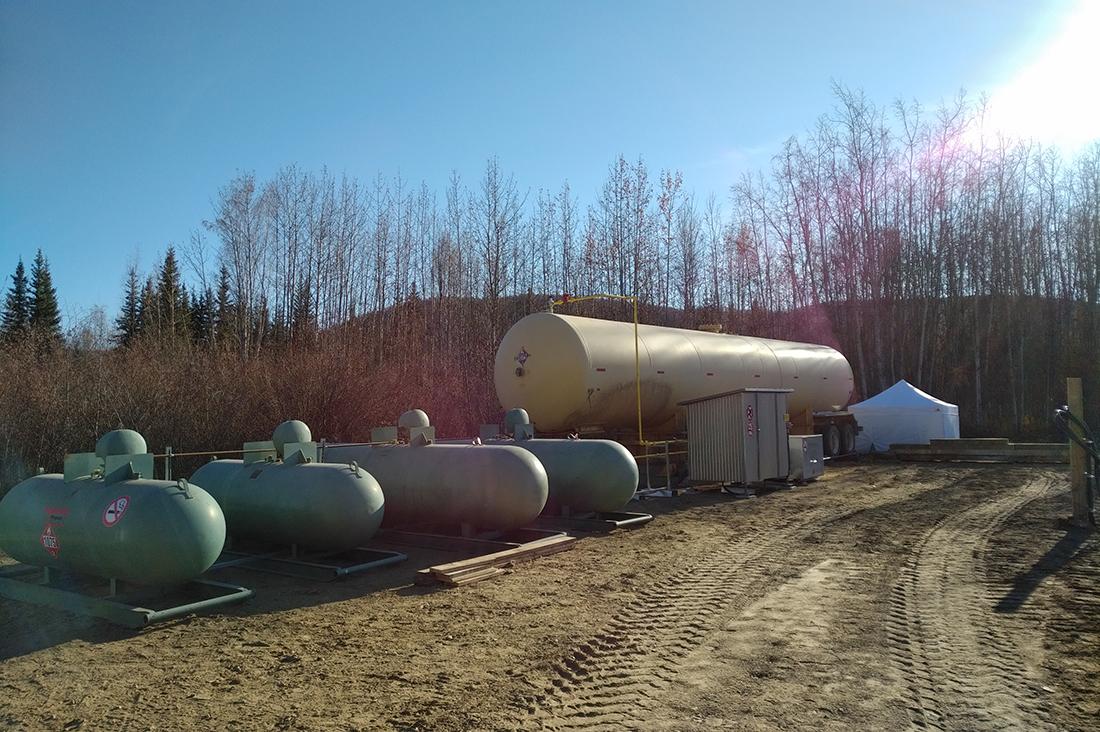 gold mine project management